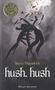 Hush Hush de Becca Fitzpatrick