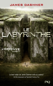 L'épreuve, tome 1 de James Dashner